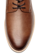 Derby shoes - Brown - Men | H&M CA 3