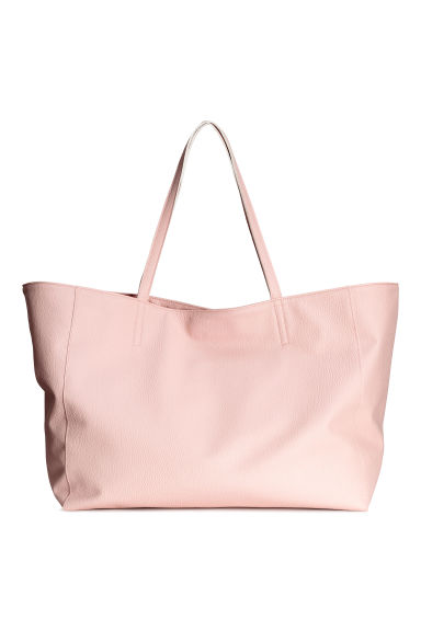 Shopper - Poederroze -  | H&M BE 1
