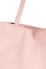 Shopper - Powder pink - Ladies | H&M CA 3