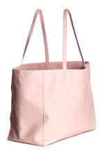 Shopper - Poederroze -  | H&M BE 2