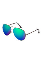 Sunglasses - Green/Blue - Men | H&M 1