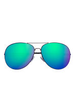 Sunglasses - Green/Blue - Men | H&M 2