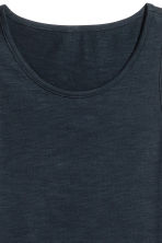 Vest top - Dark blue - Men | H&M 3