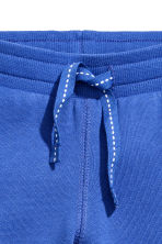 Sweatpants - Cornflower blue -  | H&M 2