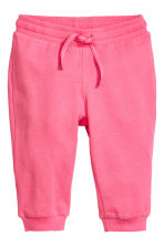 Pantalon en molleton - Rose - ENFANT | H&M BE 1