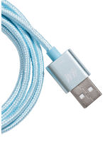Charging cable - Light blue - Ladies | H&M CN 2