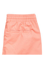 Cotton shorts - Apricot - Men | H&M 3