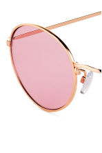 Sunglasses - Gold/Pink - Ladies | H&M 3