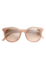 Sunglasses - Powder beige - Ladies | H&M 2