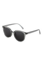 Sunglasses - Dark grey - Ladies | H&M CN 1