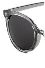 Sunglasses - Dark grey - Ladies | H&M CN 3