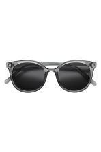 Sunglasses - Dark grey - Ladies | H&M CN 2