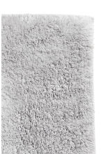 Bath mat - Light grey - Home All | H&M IE 2