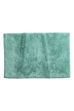 Bath mat - Turquoise - Home All | H&M CA 2