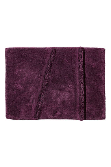 Bath mat - Purple - Home All | H&M IE