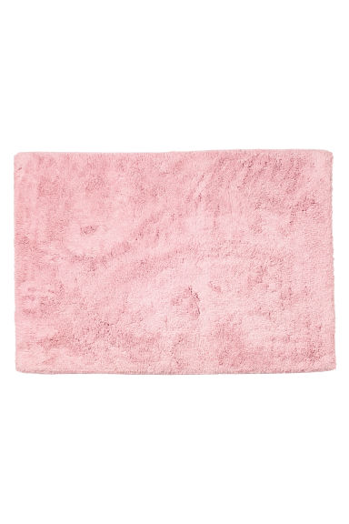 Tapis de bain - Rose - Home All | H&M FR 1