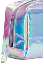Make-up bag - Light purple/metallic - Ladies | H&M CA 3