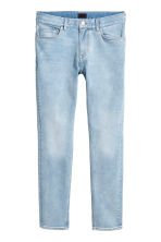Super Skinny Low Jeans - Light denim blue - Men | H&M CN 2