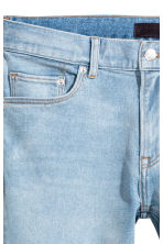 Super Skinny Low Jeans - Light denim blue - Men | H&M CN 5