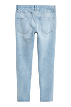 Super Skinny Low Jeans - Light denim blue - Men | H&M CN 3