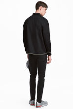 Super Skinny Low Jeans - Denim noir - HOMME | H&M FR 4