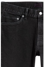 Super Skinny Low Jeans - Denim noir - HOMME | H&M FR 5
