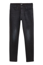 Super Skinny Low Jeans - Dark blue/Washed - Men | H&M 3