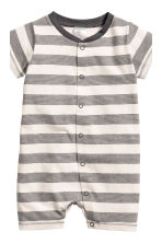 3-pack pyjamas - Dark grey -  | H&M CN 3