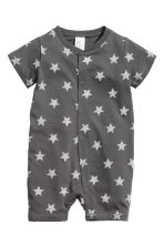 3-pack pyjamas - Dark grey -  | H&M CN 2
