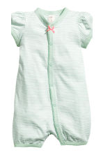 3-pack all-in-one pyjamas - Powder pink - Kids | H&M 2