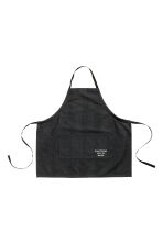 Apron - Anthracite grey - Home All | H&M IE 1