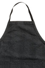 Apron - Anthracite grey - Home All | H&M IE 2