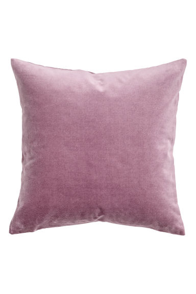 Velvet cushion cover - Heather - Home All | H&M CA 1
