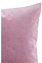 Velvet cushion cover - Heather - Home All | H&M CA 2