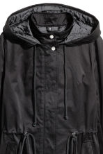 Padded parka - Black - Ladies | H&M 3
