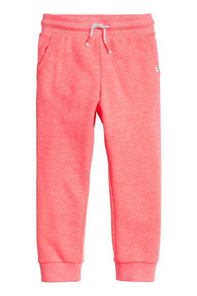Joggers - Neon pink -  | H&M CN 1