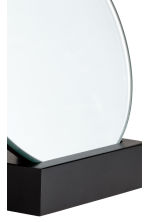 Round mirror - Black - Home All | H&M CN 2