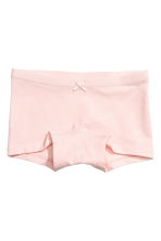 3-pack boxer briefs - Light pink - Kids | H&M 2