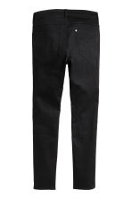 Skinny Low Jeans - Black denim - Men | H&M CA 3