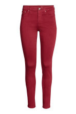 Shaping Skinny Regular Jeans - Rouge - FEMME | H&M BE 1