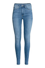Shaping Skinny High Jeans - Azul denim - SENHORA | H&M PT 2