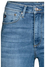 Shaping Skinny High Jeans - Denim blue - Ladies | H&M 4