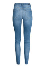 Shaping Skinny High Jeans - Azul denim - SENHORA | H&M PT 3