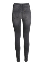 Shaping Skinny High Jeans - 深灰色 - Ladies | H&M 3