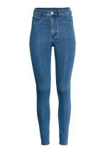 Super Skinny High Jeggings - Blue - Ladies | H&M 2