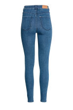 Super Skinny High Jeggings - Blue - Ladies | H&M 3