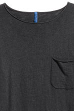Fine-knit jumper - Anthracite grey - Men | H&M 3