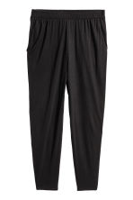 H&M+ Jersey trousers - Black - Ladies | H&M 2