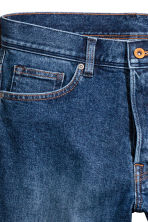 Slim Jeans - Blu denim scuro - UOMO | H&M IT 3