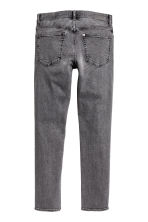 Slim Low Jeans - Dark grey denim - Men | H&M 3